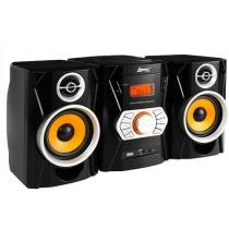 Micro System 7,5W RMS Rádio AM/FM e MP3