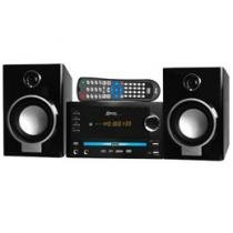Micro System DVD MP3 USB Ripping 25W RMS - Lenoxx MD270