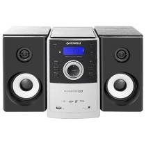 Micro System Mondial 1 CD 2 Caixas - 20W RMS MP3 USB - MS-06