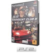 Midnight Club II p/ PS2