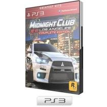 Midnight Club: Los Angeles - Complete Edition - p/ PS3 - Take 2