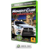Midnight Club Los Angeles: Complete Edition - p/ Xbox 360 - Rockstar