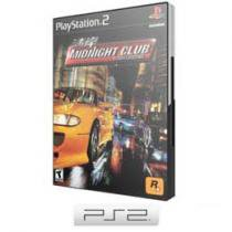 Midnight Club: Street Racing p/ PS2