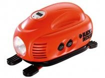 Mini Compressor Digital para Veículos - Black&Decker ASI200-LA