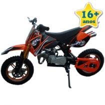 Mini Moto Cross a Gasolina TK-58 49cc Aro 10