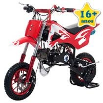 Mini Moto Cross Db101 Automtica 49cc
