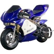 Mini Moto Speed Bk-R6 c/ Partida Easy Start 49cc