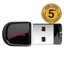 Mini Pen Drive 8GB SanDisk - Cruzer Fit USB 2.0