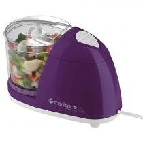 Mini Processador de Alimentos Cadence - Colors Easy Cut 100W
