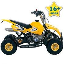 Mini Quadriciclo Automtico BK-QD01C a Gasolina