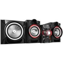 Mini System 1 CD 1 Subwoofer 1100W RMS - Função MP3 USB LED Flash MX-F850 Samsung