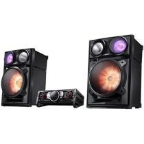 Mini System 1 CD 1 Subwoofer 2400W RMS - Função MP3 USB Bluetooth MX-FS9000 Samsung
