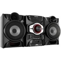 Mini System 1 CD 190W RMS MP3 Karaokê e USB - MX-F630 - Samsung
