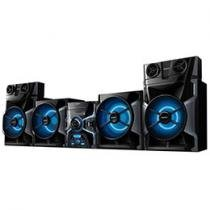 Mini System 1200 Watts RMS 3 CDS Duplo USB