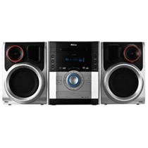 Mini System 200 Watts RMS c/ DVD Entrada USB