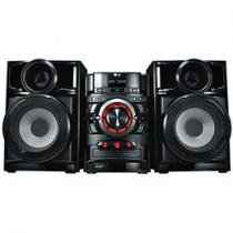 Mini System 260W RMS Funo MP3 Dual USB