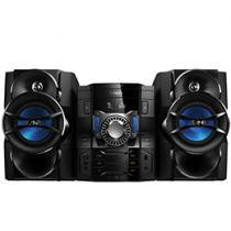 Mini System 300W RMS 3 CDs Philips FWM4500X Hi-Fi