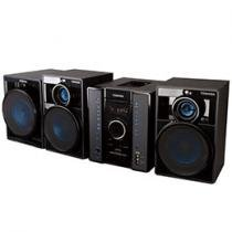 Mini System 500W RMS com Karaok e Entrada USB