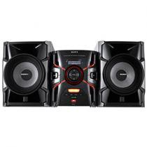 Mini System 760 Watts RMS USB 1 CD Bass Bazuca - Função Ripping MHC-GPX3 - Sony