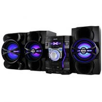 Mini System 800W RMS 3 CDs Philips FWM6500X