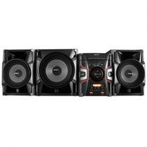 Mini System 900 watts RMS Duplo USB 3 CDS - MHC-GPX5 - Sony