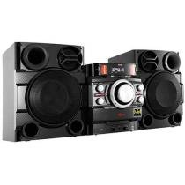 Mini System LG 1 CD 2 Caixas Acústicas 1480W RMS - MP3 EZ File Dual USB - CM8340