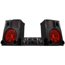 Mini System LG 1 CD 2600W RMS - USB MP3 e Bluetooth CM9750
