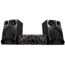 Mini System LG 1800W RMS MP3 - Dual USB Multi Bluetooth - CM8350