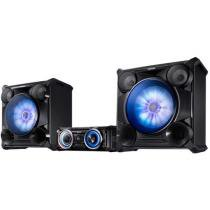 Mini System Samsung MX-FS8000 2200W RMS Subwoofer - MP3 USB Bluetooth Karaokê DJ Beat Iluminção LED