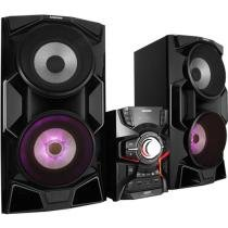 Mini System Samsung Subwoofer 2000W RMS MP3 - karaokê Rapping USB MX-HS6500