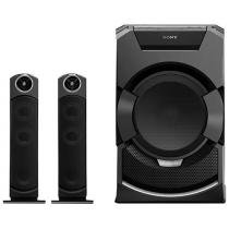 Mini System Sony Subwoofer 2000W RMS MP3 - Karaokê Ripping USB Bluetooth MHC-GT5D