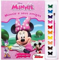 Minnie e Seus Amigos - Disney Aquarela - DCL