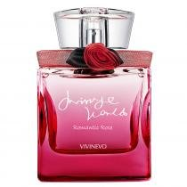 Mirage World Romantic Rose Eau de Parfum Vivinevo - Perfume Feminino - 100ml - Vivinevo