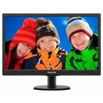 Monitor LED 18,5 Widescreen HD - Philips 193V5LHSB2