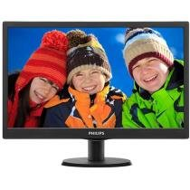 Monitor LED 19,5 Widescreen - Philips 203V5LHSB2