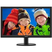 Monitor LED 23,6 Widescreen Full HD - Philips V5 243V5QHAB