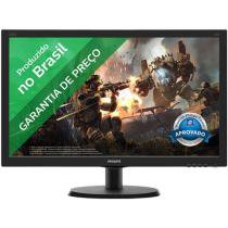 Monitor Philips LED 21,5 Full HD Widescreen - 223G5LHSB