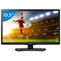 Monitor TV LED 19,5 LG 20MT48DF - Conversor Integrado 1 HDMI 1 USB