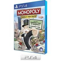 Monopoly Family Fun Pack para PS4 - Ubisoft