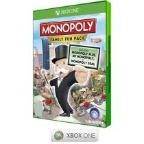 Monopoly Family Fun Pack para Xbox One - Ubisoft