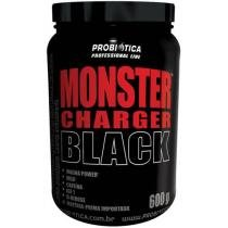 Monster Charger Black Uva e Guaraná 600g