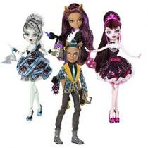 Monster High 1600 Anos