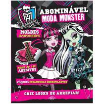 Monster High Abominável Moda Monster - DCL
