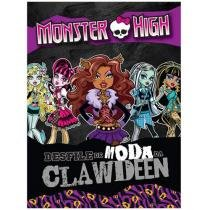 Monster High Desfile de Moda da Clawdeen - DCL