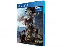 Monster Hunter World para PS4 - Capcom