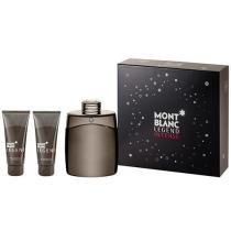 Montblanc Kit Legend Intense Perfume Masculino - Eau de Toilette 300 ml