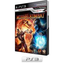 Mortal Kombat Komplete Edition para PS3 - WB Games