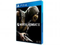 Mortal Kombat X para Playstation 4 - Warner
