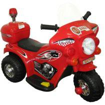 Moto Eltrica Infantil 6V BZ Cycle Vermelha