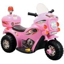 Moto Eltrica Infantil BZ Cycle 6V